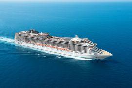 Στο λιμάνι του Πειραιά οι γίγαντες της MSC CRUISES - e-Nautilia.gr | Το Ελληνικό Portal για την Ναυτιλία. Τελευταία νέα, άρθρα, Οπτικοακουστικό Υλικό
