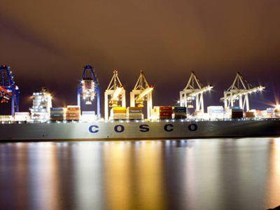 COSCO: Τρία εκατ. κοντέινερ ετησίως στο λιμάνι του Πειραιά - e-Nautilia.gr | Το Ελληνικό Portal για την Ναυτιλία. Τελευταία νέα, άρθρα, Οπτικοακουστικό Υλικό
