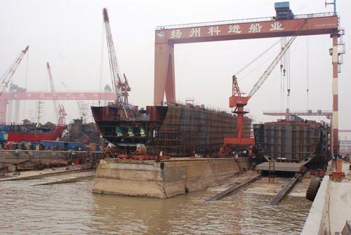 Δυσοίωνο το 2013 για τα Κινεζικά ναυπηγεία - e-Nautilia.gr | Το Ελληνικό Portal για την Ναυτιλία. Τελευταία νέα, άρθρα, Οπτικοακουστικό Υλικό