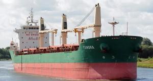 Προσάραξε Ελληνόκτητο φορτηγό πλοίο
