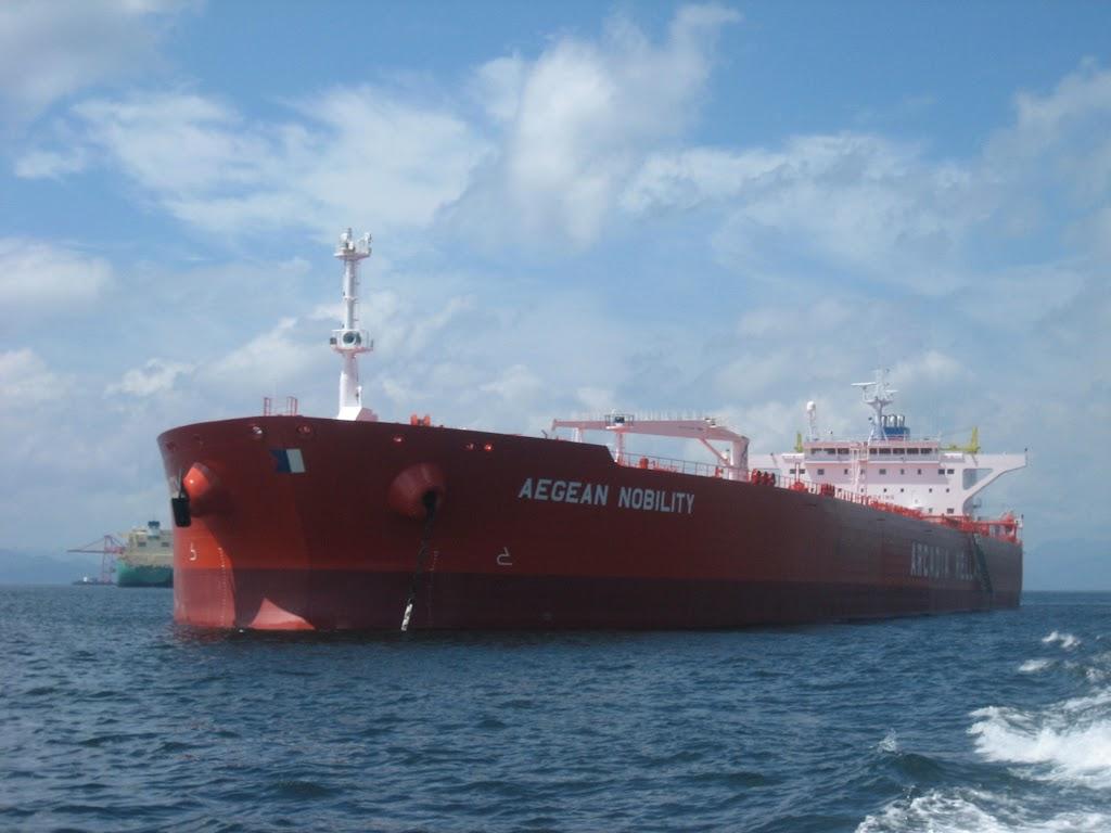 Αίσιο τέλος η περιπέτεια για το Aegean Horizon - e-Nautilia.gr | Το Ελληνικό Portal για την Ναυτιλία. Τελευταία νέα, άρθρα, Οπτικοακουστικό Υλικό