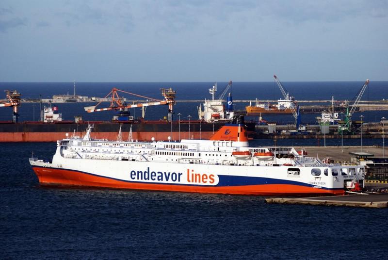 Απλήρωτοι οι Ναυτικοί του Ionian Queen από το καλοκαίρι - e-Nautilia.gr | Το Ελληνικό Portal για την Ναυτιλία. Τελευταία νέα, άρθρα, Οπτικοακουστικό Υλικό