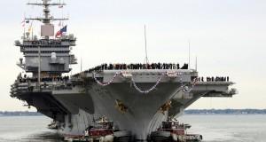 Απόσυρση για το αεροπλανοφόρο USS Enterprise (Φωτο)