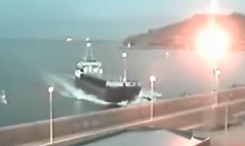 Συγκρούσεις προς αποφυγή στη θάλασσα [βίντεο] - e-Nautilia.gr | Το Ελληνικό Portal για την Ναυτιλία. Τελευταία νέα, άρθρα, Οπτικοακουστικό Υλικό