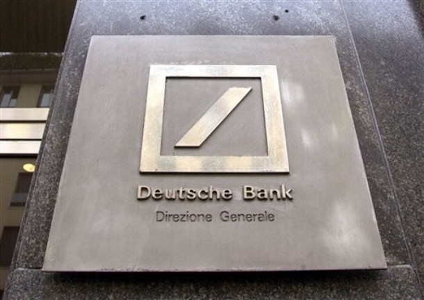 Deutsche Bank: δύσκολο αναμένεται το 2013 - e-Nautilia.gr | Το Ελληνικό Portal για την Ναυτιλία. Τελευταία νέα, άρθρα, Οπτικοακουστικό Υλικό