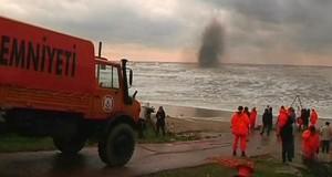 Ένα ακόμα πλοίο κινδύνεψε στην περιοχή του χθεσινού ναυαγίου στη Μαύρη θάλασσα [Βίντεο+Φωτο]