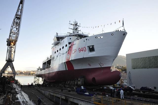 Νέα σκάφη OPV για την Ιταλική Ακτοφυλακή [φωτο] - e-Nautilia.gr | Το Ελληνικό Portal για την Ναυτιλία. Τελευταία νέα, άρθρα, Οπτικοακουστικό Υλικό