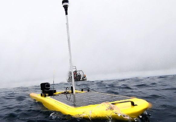 Ρομπότ-κολυμβητής κολυμπούσε για ένα χρόνο διασχίζοντας τον Ειρηνικό ωκεανό - e-Nautilia.gr | Το Ελληνικό Portal για την Ναυτιλία. Τελευταία νέα, άρθρα, Οπτικοακουστικό Υλικό