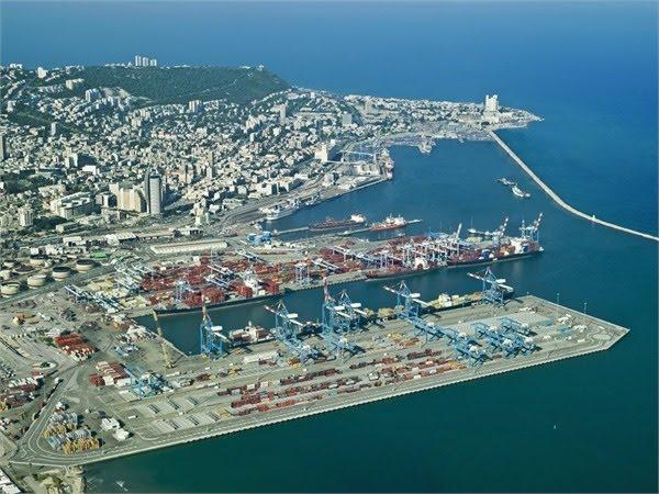 Ισραήλ: το λιμάνι βελτιώνει βυθίσματα και υποδομές - e-Nautilia.gr | Το Ελληνικό Portal για την Ναυτιλία. Τελευταία νέα, άρθρα, Οπτικοακουστικό Υλικό