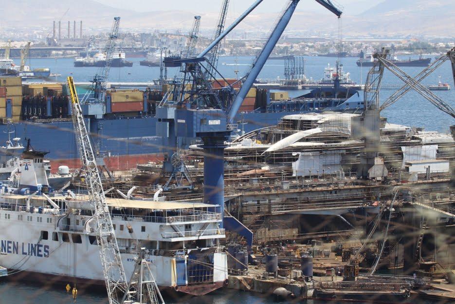 Τρόφιμα στους εργαζομένους των ναυπηγείων Ελευσίνας, από πωλητές λαϊκών αγορών - e-Nautilia.gr | Το Ελληνικό Portal για την Ναυτιλία. Τελευταία νέα, άρθρα, Οπτικοακουστικό Υλικό