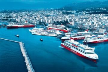 ΤΡΑΙΝΟΣΕ: Βλέπουν φως στο τούνελ - e-Nautilia.gr | Το Ελληνικό Portal για την Ναυτιλία. Τελευταία νέα, άρθρα, Οπτικοακουστικό Υλικό