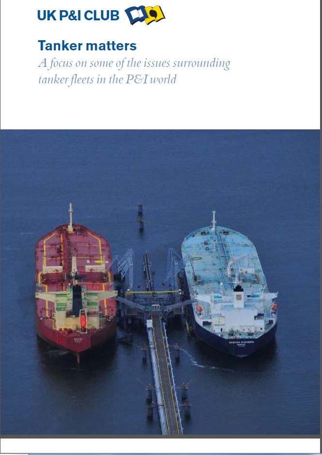 Tanker Matters: Βιβλίο για δεξαμενόπλοια [PDF] - e-Nautilia.gr | Το Ελληνικό Portal για την Ναυτιλία. Τελευταία νέα, άρθρα, Οπτικοακουστικό Υλικό