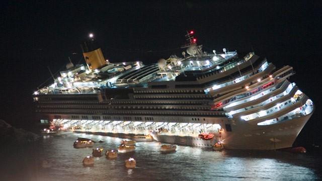 Costa Concordia: Επτά χρόνια μετά το ναυάγιο – Τα τραγικά λάθη [pics+video]