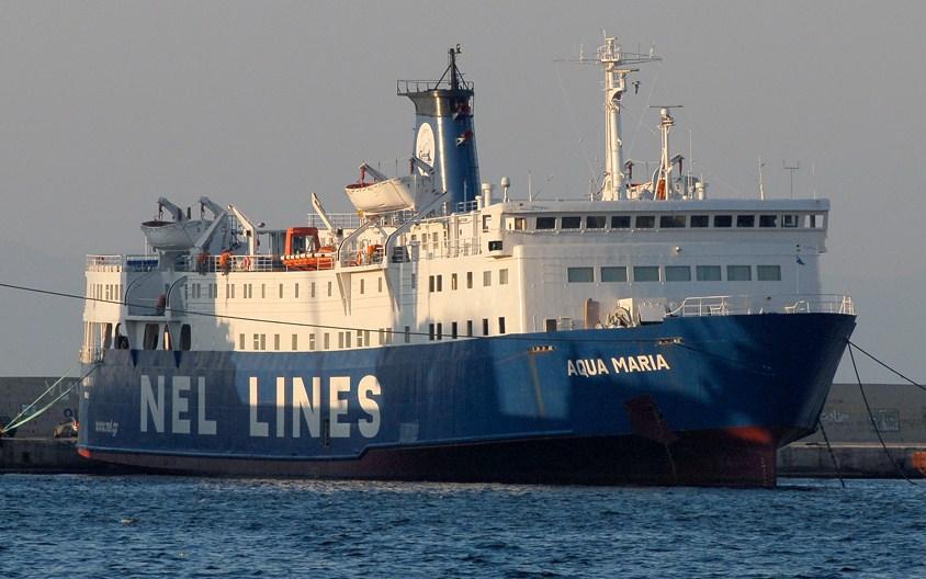 Πρόσκρουση «ΑΚΟΥΑ ΜΑΡΙΑ» στον προβλήτα στο Λαύριο - e-Nautilia.gr | Το Ελληνικό Portal για την Ναυτιλία. Τελευταία νέα, άρθρα, Οπτικοακουστικό Υλικό