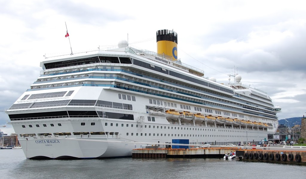 COSTA MAGICA: το πρώτο κρουαζιερόπλοιο στο λιμάνι του Πειραιά για το 2013 - e-Nautilia.gr | Το Ελληνικό Portal για την Ναυτιλία. Τελευταία νέα, άρθρα, Οπτικοακουστικό Υλικό
