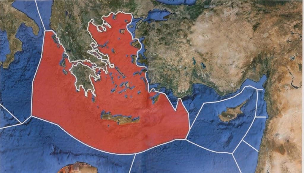 Ελληνική ΑΟΖ: Θέμα χρόνου ο καθορισμός της με την κυβέρνηση να προκρίνει τη σκληρή γραμμή στο Αιγαίο και να καταθέτει τις συντεταγμένες στον ΟΗΕ - e-Nautilia.gr | Το Ελληνικό Portal για την Ναυτιλία. Τελευταία νέα, άρθρα, Οπτικοακουστικό Υλικό