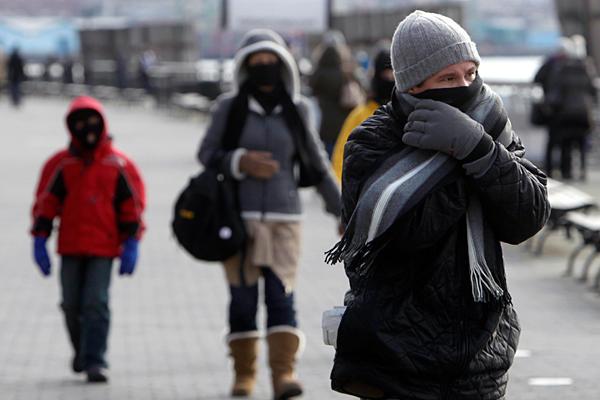Κρύο και χιόνια – Δείτε τον καιρό για τα θεοφάνεια - e-Nautilia.gr | Το Ελληνικό Portal για την Ναυτιλία. Τελευταία νέα, άρθρα, Οπτικοακουστικό Υλικό