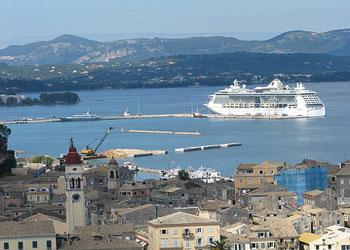 Κέρκυρα: Αύξηση κρουαζιερόπλοιων κατά 7,1% - e-Nautilia.gr | Το Ελληνικό Portal για την Ναυτιλία. Τελευταία νέα, άρθρα, Οπτικοακουστικό Υλικό