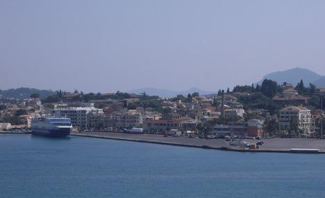 Άνοδος της Κέρκυρας μέσω της κρουαζιέρας - e-Nautilia.gr | Το Ελληνικό Portal για την Ναυτιλία. Τελευταία νέα, άρθρα, Οπτικοακουστικό Υλικό