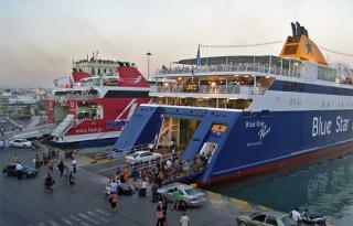 Αισθητά μειωμένη η διακίνηση επιβατών στα λιμάνια - e-Nautilia.gr | Το Ελληνικό Portal για την Ναυτιλία. Τελευταία νέα, άρθρα, Οπτικοακουστικό Υλικό