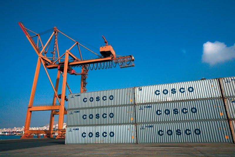 Cosco: Νέες επενδύσεις, εκτός αρχικού σχεδιασμού στο λιμάνι του Πειραιά - e-Nautilia.gr | Το Ελληνικό Portal για την Ναυτιλία. Τελευταία νέα, άρθρα, Οπτικοακουστικό Υλικό