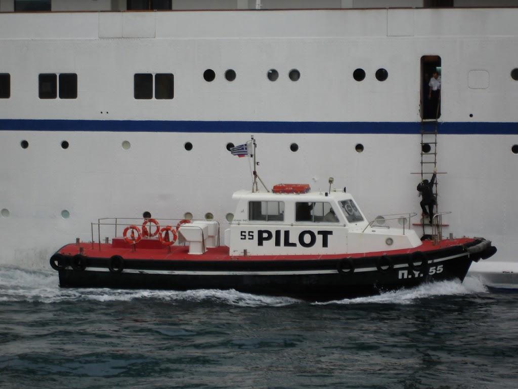 Απάντηση του Υπουργού Ναυτιλίας Κωστή Μουσουρούλη, για τους πλοηγούς - e-Nautilia.gr | Το Ελληνικό Portal για την Ναυτιλία. Τελευταία νέα, άρθρα, Οπτικοακουστικό Υλικό