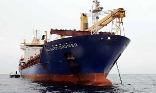 Βρέθηκε πλοίο με όπλα τουρκικής κατασκευής στην Υεμένη - e-Nautilia.gr | Το Ελληνικό Portal για την Ναυτιλία. Τελευταία νέα, άρθρα, Οπτικοακουστικό Υλικό