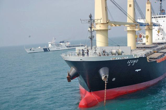Σύγκρουση κινέζικου φορτηγού με αλιευτικό - e-Nautilia.gr | Το Ελληνικό Portal για την Ναυτιλία. Τελευταία νέα, άρθρα, Οπτικοακουστικό Υλικό