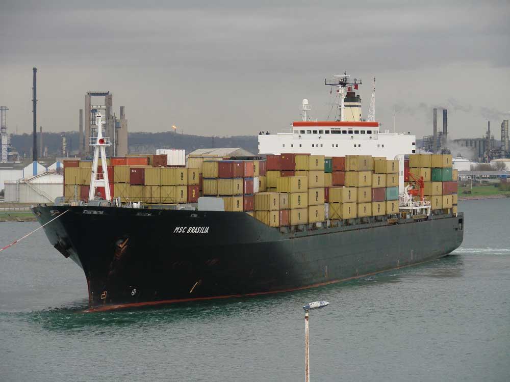 Tsakos Shipping: προχώρησε στην απόσυρση ενός containership - e-Nautilia.gr | Το Ελληνικό Portal για την Ναυτιλία. Τελευταία νέα, άρθρα, Οπτικοακουστικό Υλικό