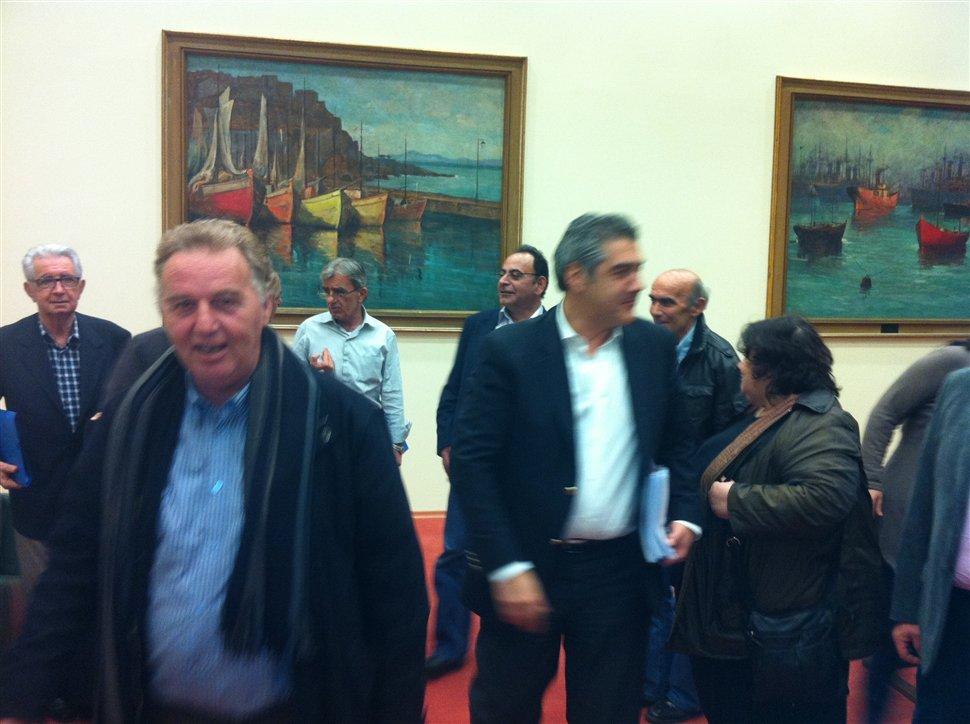 Άκαρπη η συνάντηση Μουσουρούλη – ναυτεργατών - e-Nautilia.gr   Το Ελληνικό Portal για την Ναυτιλία. Τελευταία νέα, άρθρα, Οπτικοακουστικό Υλικό