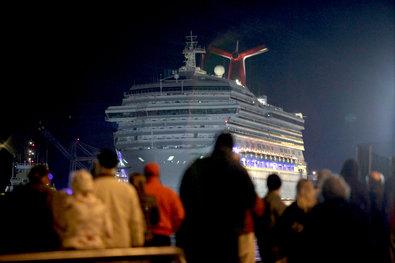 Έλαβε αίσιο τέλος η κρουαζιέρα «εφιάλτης» με το Carnival Triumph [βίντεο] - e-Nautilia.gr   Το Ελληνικό Portal για την Ναυτιλία. Τελευταία νέα, άρθρα, Οπτικοακουστικό Υλικό