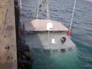 Ημιβύθιση σκάφους - e-Nautilia.gr | Το Ελληνικό Portal για την Ναυτιλία. Τελευταία νέα, άρθρα, Οπτικοακουστικό Υλικό