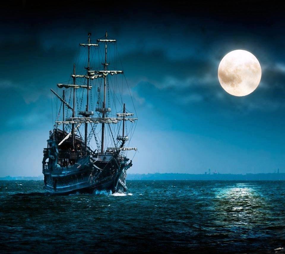 Φωτογραφία ημέρας – Full Moon - e-Nautilia.gr   Το Ελληνικό Portal για την Ναυτιλία. Τελευταία νέα, άρθρα, Οπτικοακουστικό Υλικό