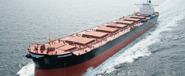 Θα τριπλασιαστούν τα έσοδα των πλοίων που μεταφέρουν Minerals και Grains μέχρι το 2015 - e-Nautilia.gr | Το Ελληνικό Portal για την Ναυτιλία. Τελευταία νέα, άρθρα, Οπτικοακουστικό Υλικό