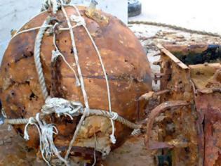 Εξουδετερώθηκε η νάρκη στην Κυλλήνη - e-Nautilia.gr | Το Ελληνικό Portal για την Ναυτιλία. Τελευταία νέα, άρθρα, Οπτικοακουστικό Υλικό
