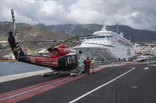 Ναυτική τραγωδία με δύο Έλληνες τραυματίες σε κρουαζιερόπλοιο - e-Nautilia.gr | Το Ελληνικό Portal για την Ναυτιλία. Τελευταία νέα, άρθρα, Οπτικοακουστικό Υλικό