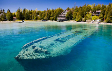 Sweepstakes: Το ομορφότερο ναυάγιο σε λίμνη (Video + Photos) - e-Nautilia.gr   Το Ελληνικό Portal για την Ναυτιλία. Τελευταία νέα, άρθρα, Οπτικοακουστικό Υλικό