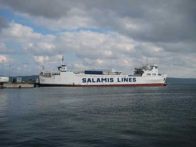 Ξανά στον Πειραιά τα πλοία της Salamis Lines - e-Nautilia.gr | Το Ελληνικό Portal για την Ναυτιλία. Τελευταία νέα, άρθρα, Οπτικοακουστικό Υλικό
