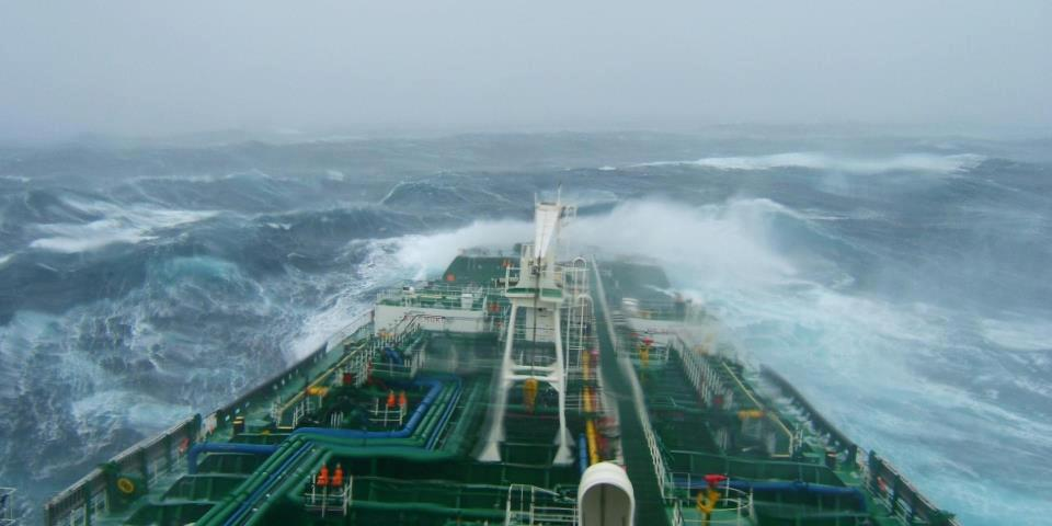 Φωτογραφία ημέρας – South Atlantic Ocean - e-Nautilia.gr | Το Ελληνικό Portal για την Ναυτιλία. Τελευταία νέα, άρθρα, Οπτικοακουστικό Υλικό