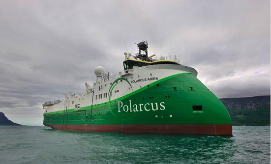 Στέλνουν το Polarcus Samur στη Μ.Θάλασσα - e-Nautilia.gr | Το Ελληνικό Portal για την Ναυτιλία. Τελευταία νέα, άρθρα, Οπτικοακουστικό Υλικό