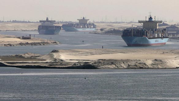 H αύξηση των διοδίων διώχνει τα πλοία από τη Διώρυγα του Σουέζ - e-Nautilia.gr | Το Ελληνικό Portal για την Ναυτιλία. Τελευταία νέα, άρθρα, Οπτικοακουστικό Υλικό