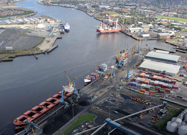 Tyne Port: Επενδύει στη διακίνηση πέλετ - e-Nautilia.gr | Το Ελληνικό Portal για την Ναυτιλία. Τελευταία νέα, άρθρα, Οπτικοακουστικό Υλικό