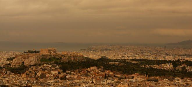Βροχές, καταιγίδες και σκόνη από την Αφρική - e-Nautilia.gr | Το Ελληνικό Portal για την Ναυτιλία. Τελευταία νέα, άρθρα, Οπτικοακουστικό Υλικό