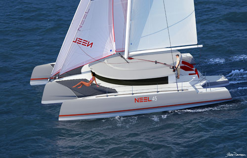 "Neel 45: ""Boat of the Year 2013"" - e-Nautilia.gr | Το Ελληνικό Portal για την Ναυτιλία. Τελευταία νέα, άρθρα, Οπτικοακουστικό Υλικό"