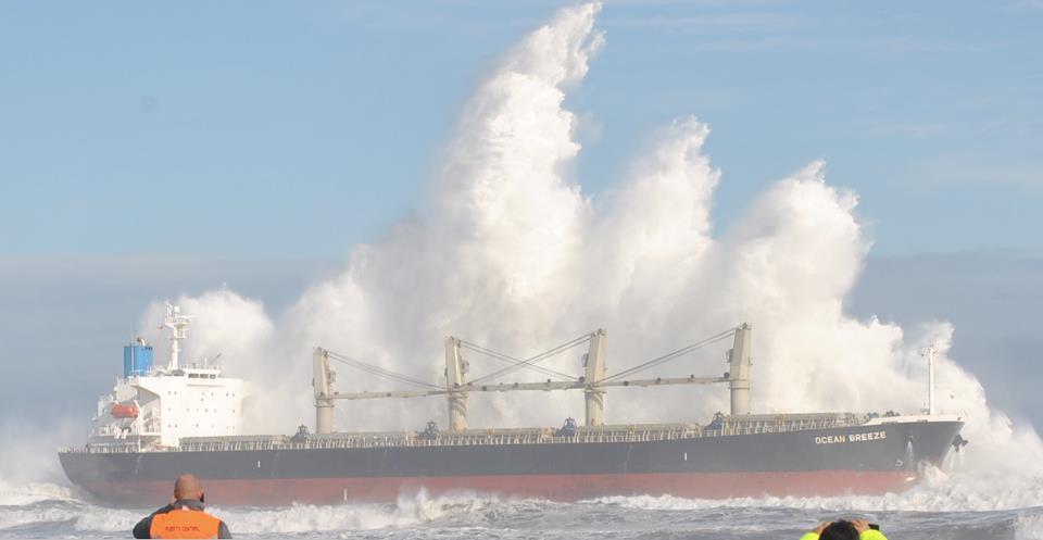 Φωτογραφία ημέρας – Προσάραξη πλοίου - e-Nautilia.gr | Το Ελληνικό Portal για την Ναυτιλία. Τελευταία νέα, άρθρα, Οπτικοακουστικό Υλικό