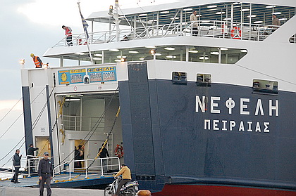 Μουσουρούλης: Η υποχρεωτική δεκάμηνη δρομολόγηση στην ακτοπλοΐα δεν καταργείται - e-Nautilia.gr | Το Ελληνικό Portal για την Ναυτιλία. Τελευταία νέα, άρθρα, Οπτικοακουστικό Υλικό