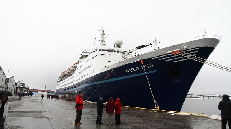 To κρουαζιερόπλοιο Marco Polo προσάραξε στο λιμάνι του Sortland - e-Nautilia.gr | Το Ελληνικό Portal για την Ναυτιλία. Τελευταία νέα, άρθρα, Οπτικοακουστικό Υλικό