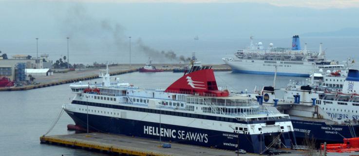 Μειωμένη κατά 30% έως 35% η κίνηση στο λιμάνι του Πειραιά - e-Nautilia.gr | Το Ελληνικό Portal για την Ναυτιλία. Τελευταία νέα, άρθρα, Οπτικοακουστικό Υλικό