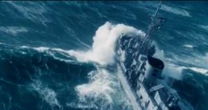 Απίστευτο βίντεο με πλοία να χάνονται μέσα στα κύματα!!!