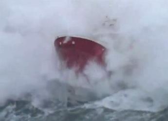 Πλοίο σε θύελλα! [video] - e-Nautilia.gr | Το Ελληνικό Portal για την Ναυτιλία. Τελευταία νέα, άρθρα, Οπτικοακουστικό Υλικό